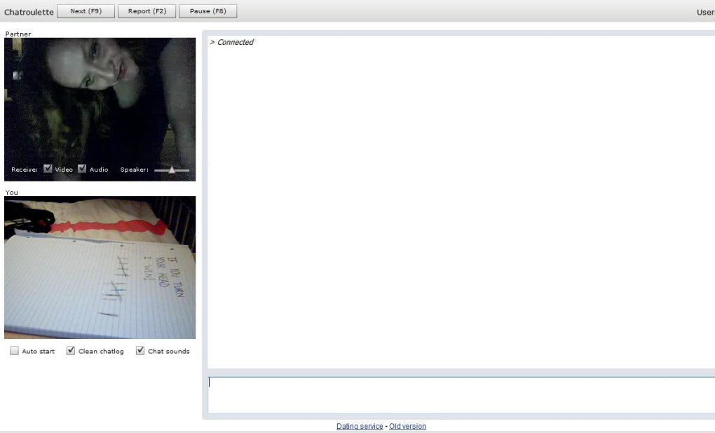 owned - webcam roulette fun :p