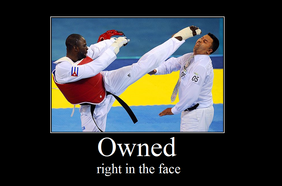 owned face