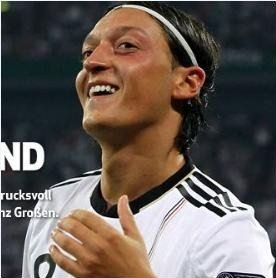 ozil see what did there