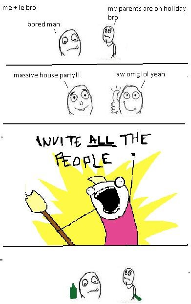 party - house party