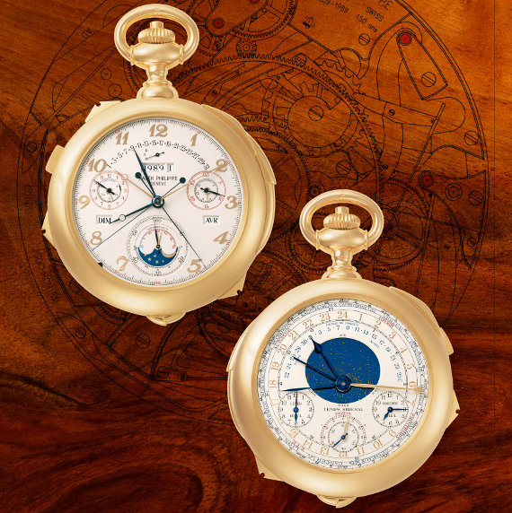 patek - 10 watches more expensive than a ferrari