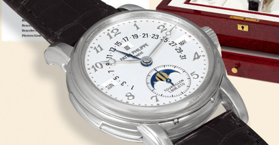 patek2 - 10 watches more expensive than a ferrari