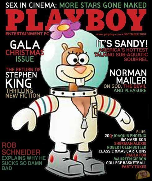 pb1 - playboy cartoon covers