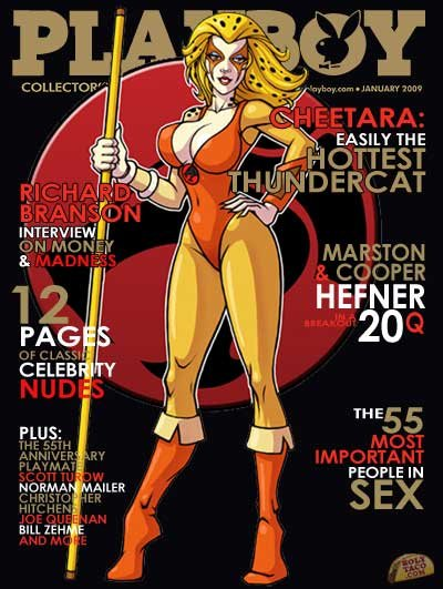 pb3 - playboy cartoon covers