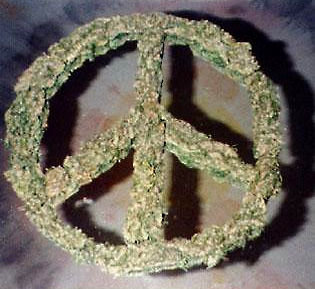 peace weed