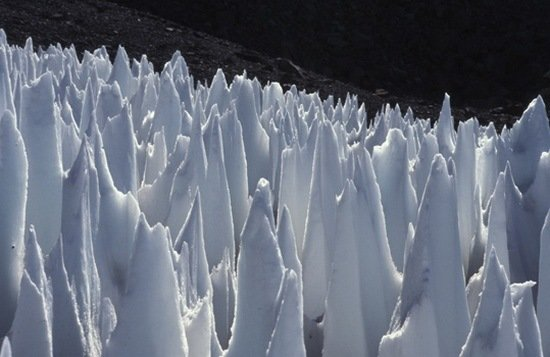penitentes upper rio blanco thumb