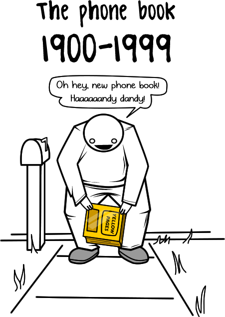 phonebook1 - minor differences part 3