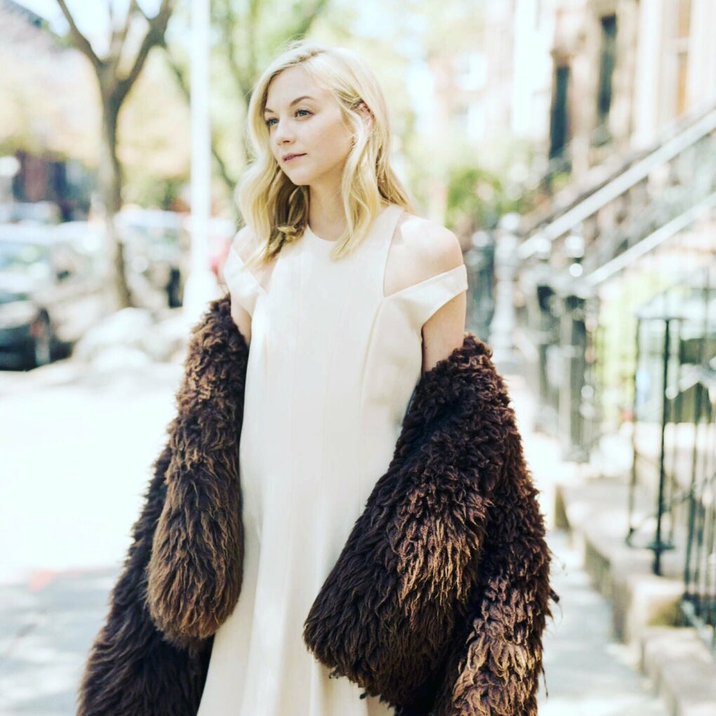 photo emily kinney for cut mag