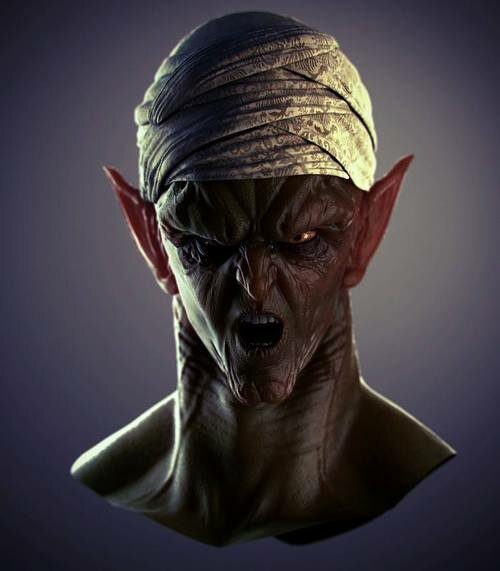 piccolo - the most realistic dragon ball z characters