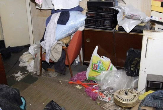 pigsty5 - here are some serious hygiene and lifestyle issues...