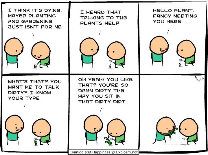 planting - cyanide and hapiness 2