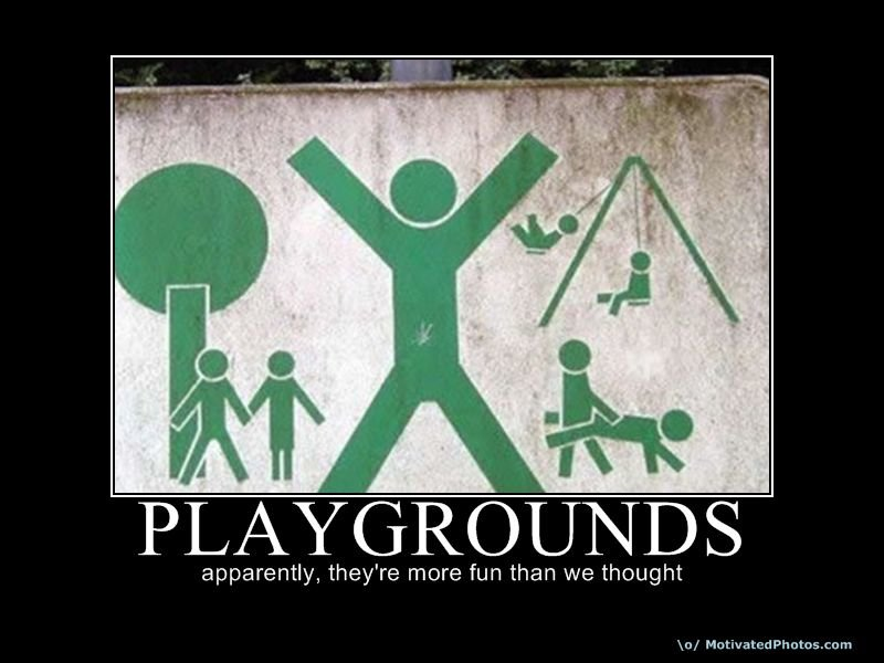 playgrounds - some lol pics