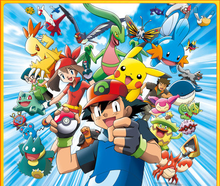 pokemon - what did you watch on tv when you were young?