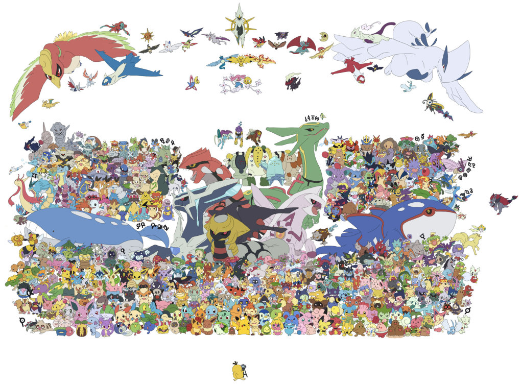 pokemons full