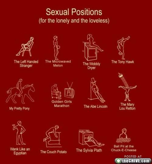 positions - random yet funi 25