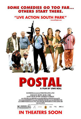 postal 500 - worst video game movies
