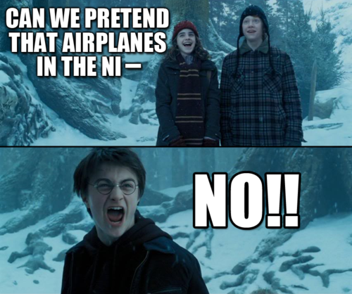 potter airplanes