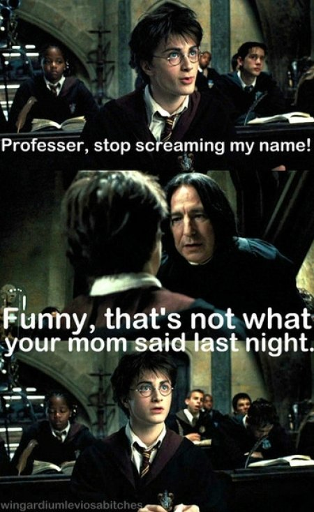 potter your mom