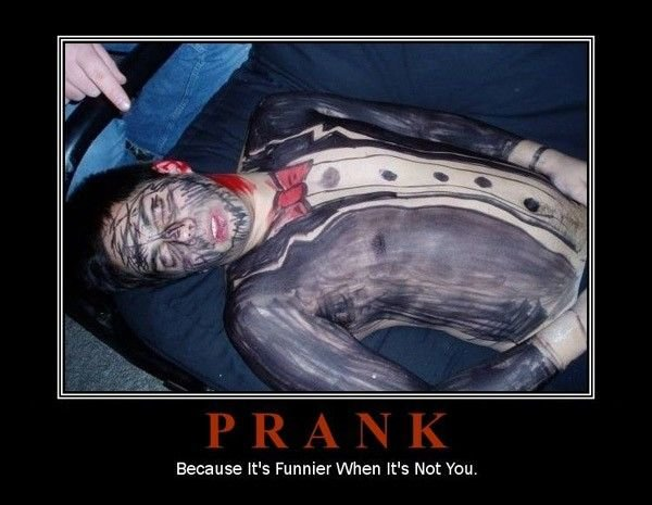 prank - even more motivational pictures