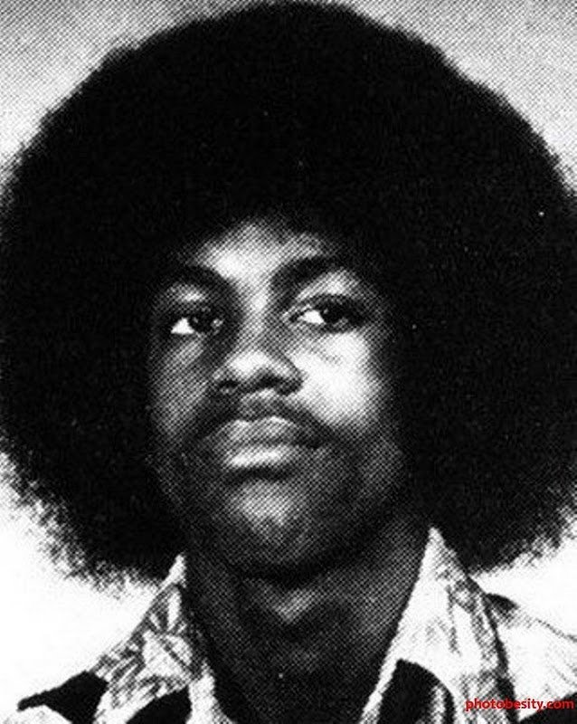 prince - highschool photos of famous people