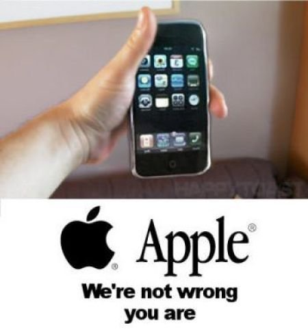 problems of the 640 05 - problems of the iphone 4