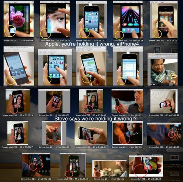 problems of the 640 11 - problems of the iphone 4