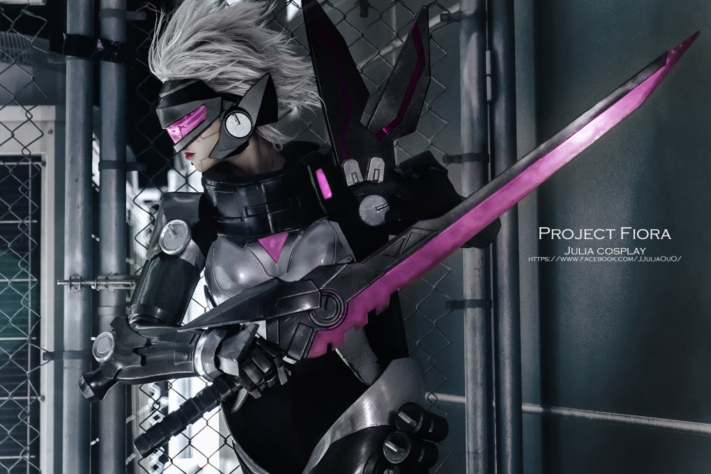 project fiora cosplay