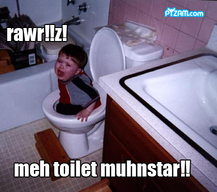 pyzamtoiletmonster - funny stuff ( part 1 )