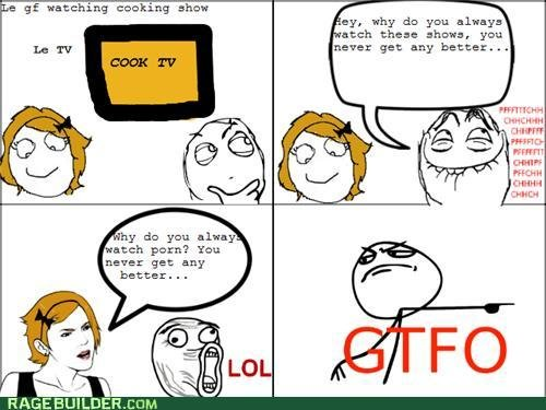 rage comics wimmin their cooking shows