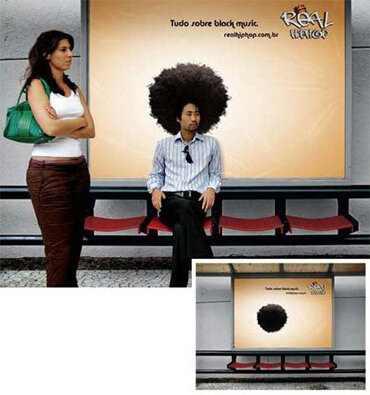 realhiphop - creative advertising