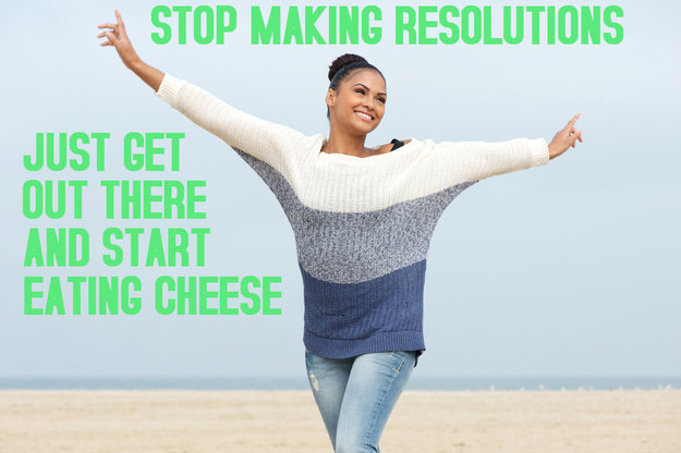 realistic years resolutions