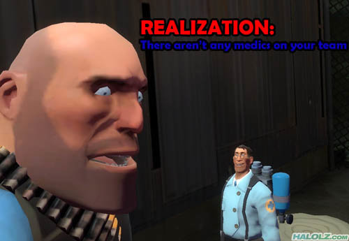 realization - funny team fortress 2 pics