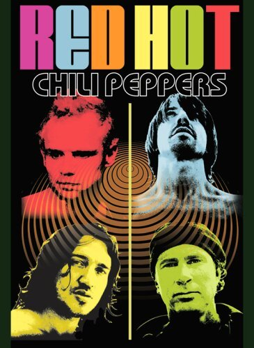 red hot chili peppers colour