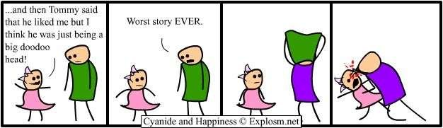 rgirl - cyanide and happiness 3