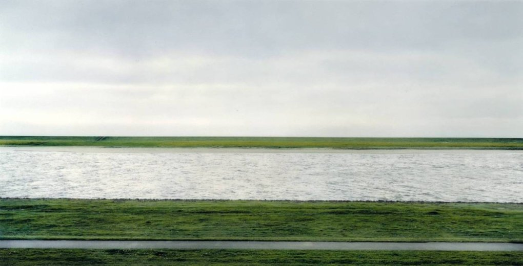 rhein ii - the most expensive photographs