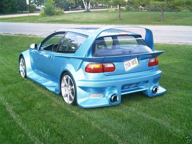 ricer civic