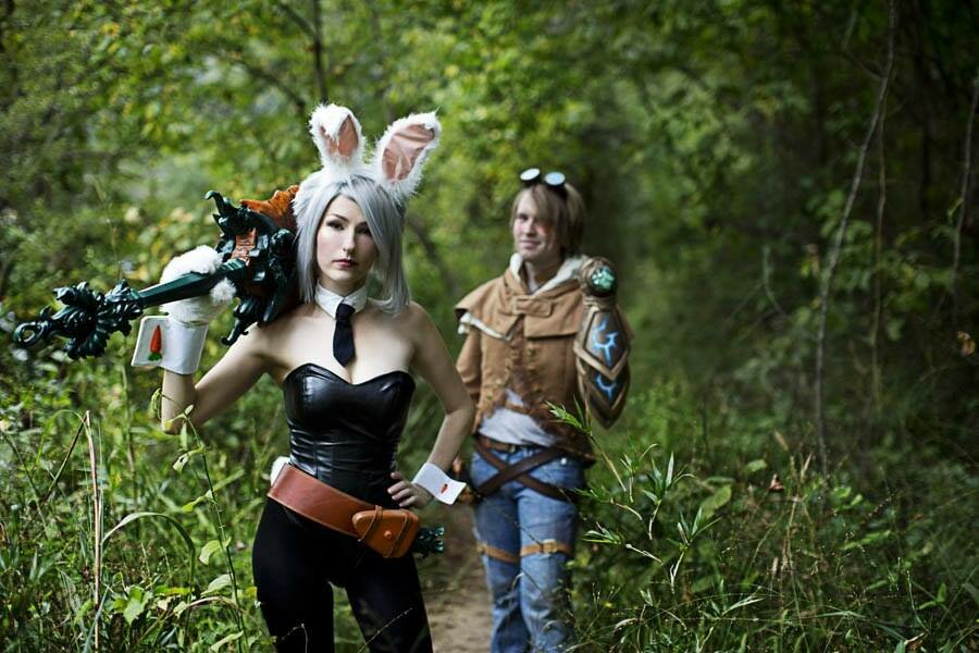 riven cosplay