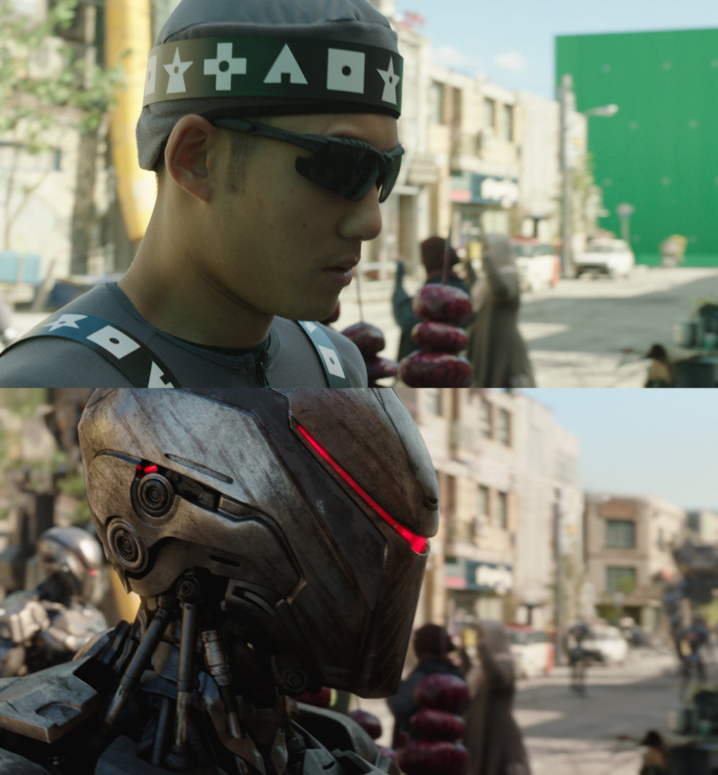 robocop1 - would you watch these movies without any special effects?