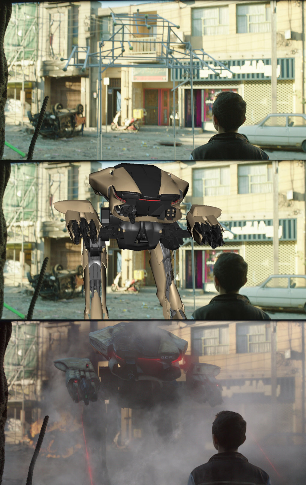 robocop2 - would you watch these movies without any special effects?