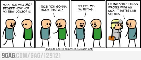 s - cyanide and happiness overload!