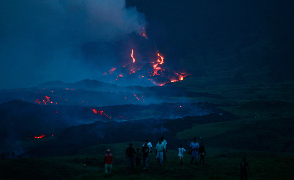 s v04 04124584 - a year of volcanic activity