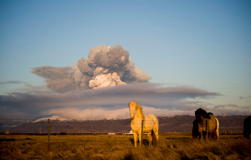 s v32 98504966 - a year of volcanic activity