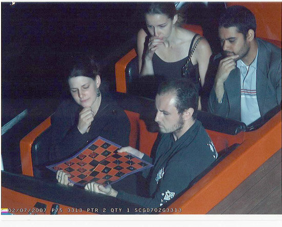 scanned chesscoaster