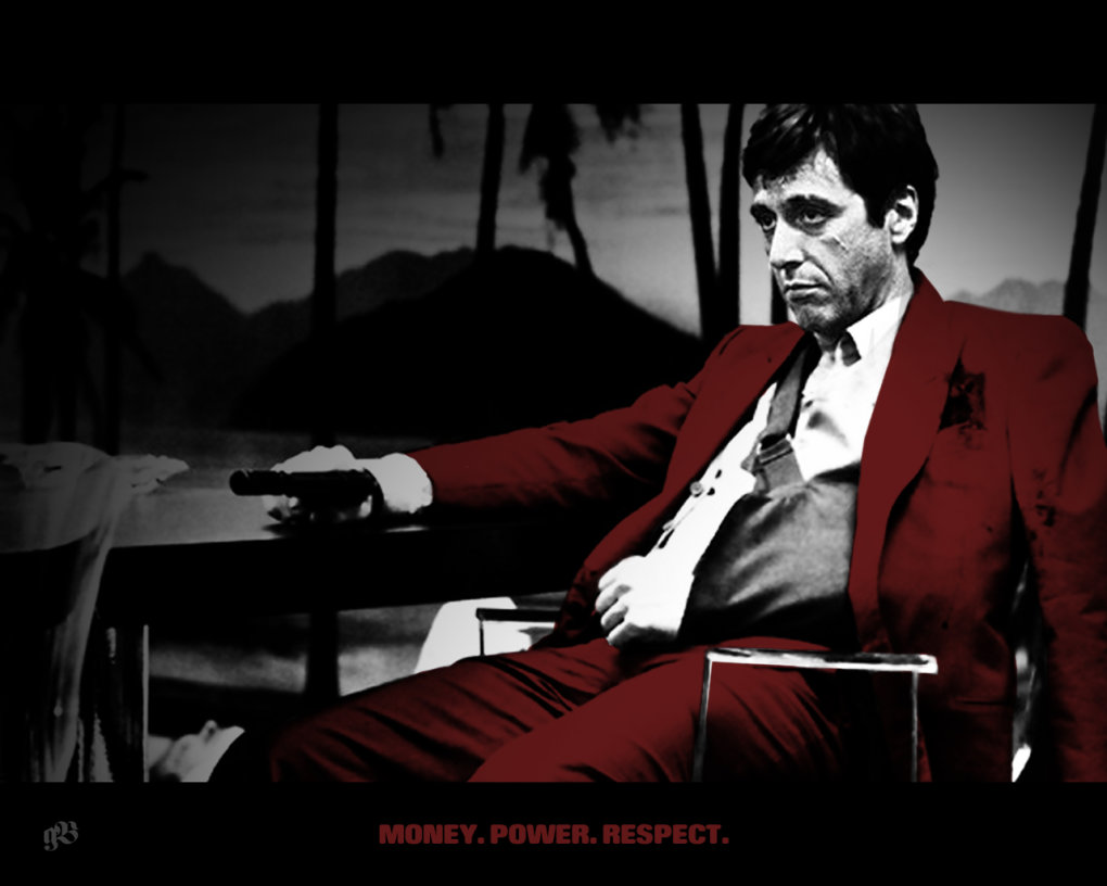 scarface - gangster movies