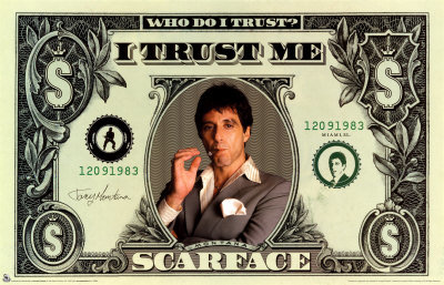 scarface - posters.