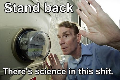 science awesomesauce