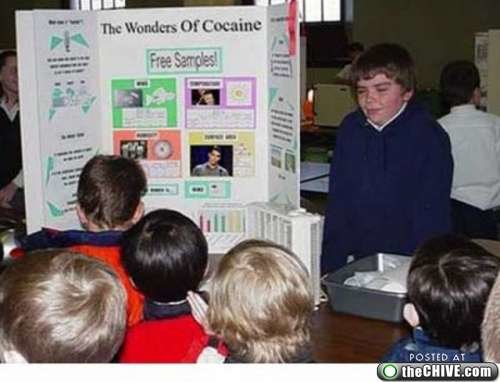science12 - some funny science projects lol hard.