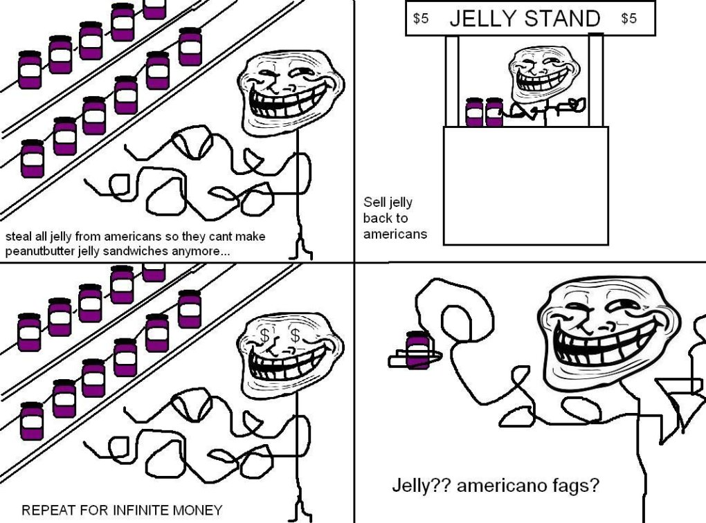 sell20jelly - more troll science
