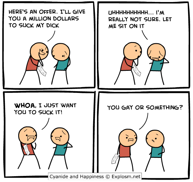 seriously - cyanide and happiness collection three
