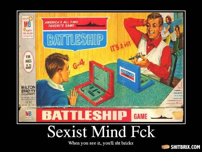 sexist mindfuck